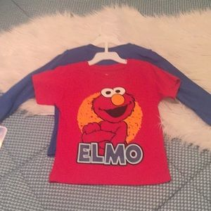 BNWT Sesame T-Bundle of two...size 3t